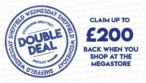 Double your money at the Megastore! - News - Sheffield ...