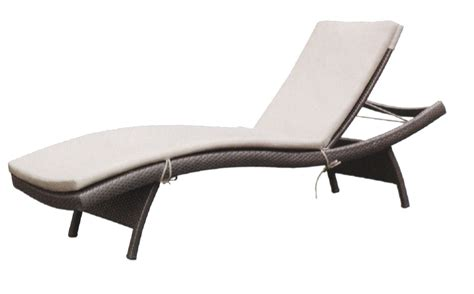 egg shape chairs rattan lounger sun bed chaise ajustable leisure