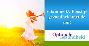 gevolgen vitamine d tekort