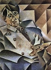 The portrait of Picasso Juan Gris Wholesale Oil Painting ...