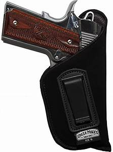 Uncle Mike's Off-Duty and Concealment Nylon OT ITP Holster ...