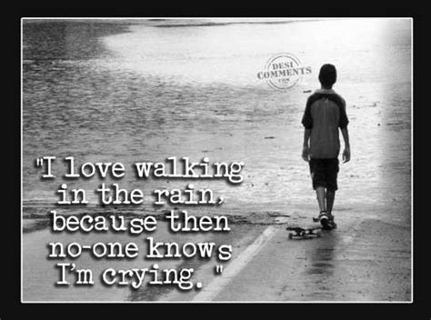 love walking   rain desicommentscom