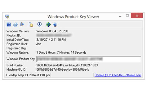 Windows Product Key Viewer Review (v107