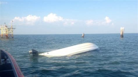 Boat Show Near Houston by 2 Rescued After Boat Capsized On Houston Ship Channel