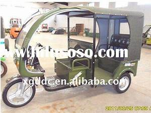 Electric Auto Rickshaw For Sale