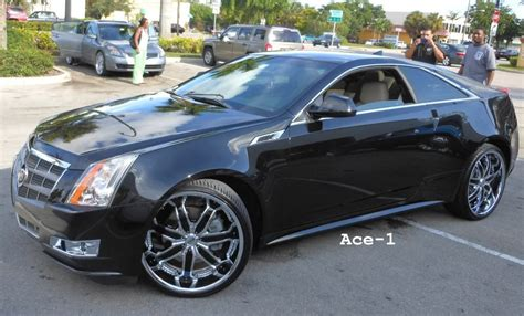 Black Rims For Cadillac Cts by Rims On Cadillac Cts Black 2011 Cadillac Cts Coupe On 22