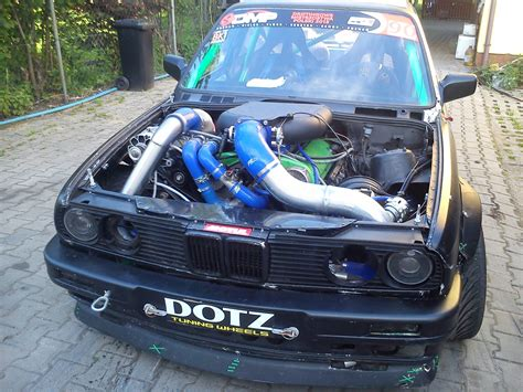 Bmw E30 Motor by Bmw E30 With A Supercharged V12 Engine Depot
