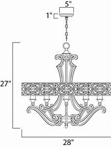 Wiring Diagram For 5 Light Chandelier