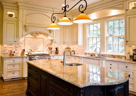 lights above kitchen island 55 beautiful hanging pendant lights for your kitchen island 7066