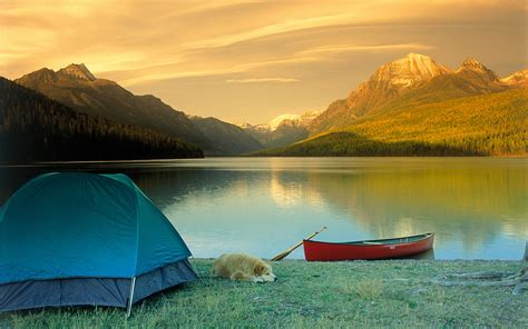worlds  camp sites travel leisure