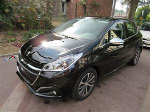 Peugeot 208 Tech Edition : annonce 208 tech edition 1 2 puretceh 110cv s s eat6 import autos mandatire auto beauvais ~ Medecine-chirurgie-esthetiques.com Avis de Voitures