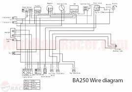 Dune Buggy 250cc Wiring Diagram