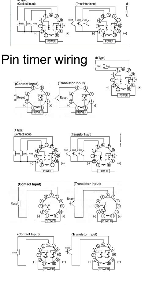 wiring diagram of timer relay dayton off delay timer wiring diagram collection