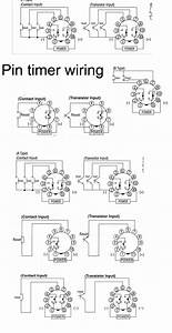 Single Timer Wiring Diagram