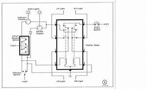 4 Pole Relay Wiring Diagram Relay Switch Diagram Wiring