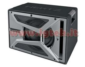 Hertz Sede Legale Hertz Energy Subwoofer In Box Ebx300 5 Ebx 300 1000w 300mm