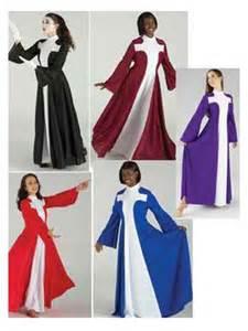 Black and White Praise Dance Dresses