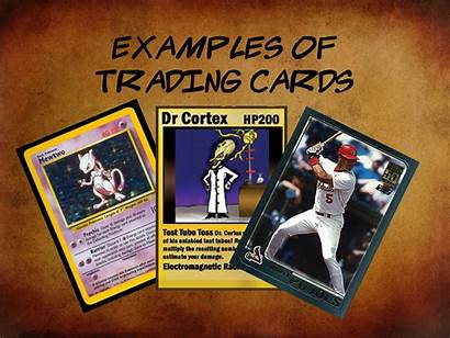 Card Trading Examples Own Double Rubric Sure