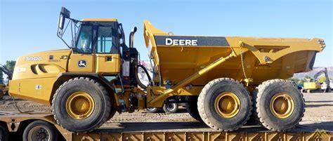 deere  ii articulating dump truck  sale  rent