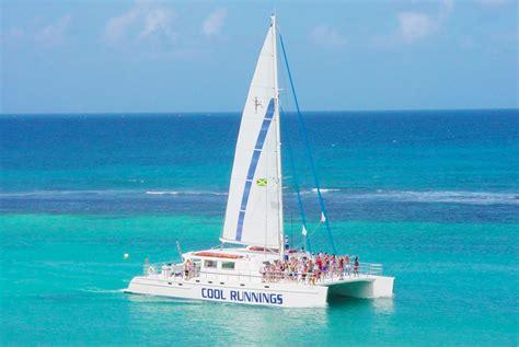 Catamaran Excursion Jamaica by Dunn S River Falls By Catamaran Party Cruise From Ocho