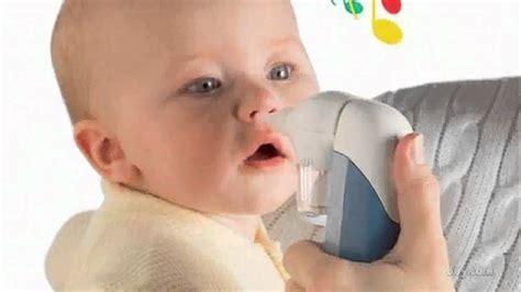 nasalclear battery operated nasal aspirator
