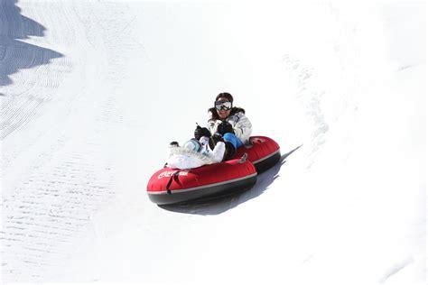 tub cing snow tubing sledding colorado