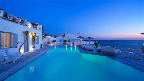 Greco Philia Hotel Boutique Mykonos A Kuoni Hotel In Mykonos