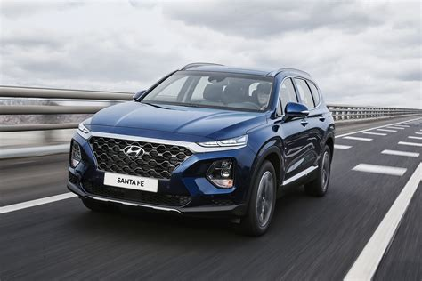 Hyundai 2019 : 2019 Hyundai Santa Fe Debuts, Coming To Dealerships This