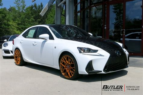 lexus    tsw sebring wheels exclusively