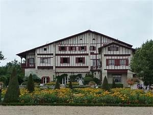 maison musee edmond rostand villa arnaga pictures With les facades des maisons