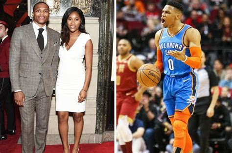 Russell Westbrooks Wife Valentines Day Post Ahead Of