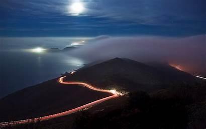Night Mountain 1080p Outdoors