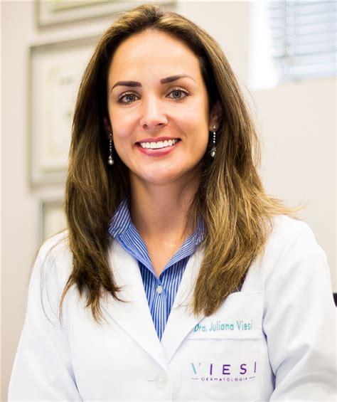 Juliana Viesi - Dermatologista Joinville
