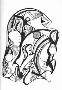 Pen And Ink Abstract Illustration   www.imgkid.com - The ...