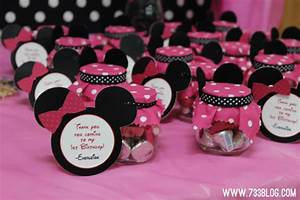 Minnie Mouse 1st Birthday Party - Inspiration Made Simple