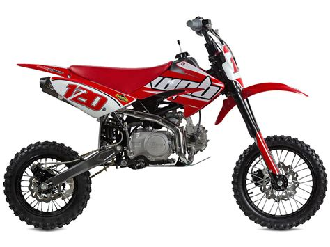 Wpb 120 Red Pit Bike Welshpitbike Dirt Mini Stomp 120cc