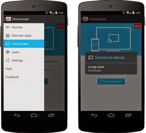mirroring chromecast iphone chromecast app updates with mirroring support on select