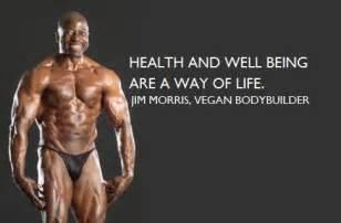 Jim Morris Vegan Bodybuilder