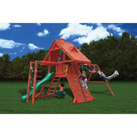 Backyard Net System by Outdoor Swing Sets Outdoor Furniture Design And Ideas