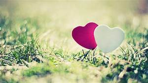 Valentine Hearts Love HD Wallpaper of Love ...