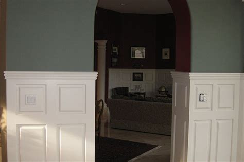 36 Inch Wainscoting by Classic Raised Panel Wainscoting Stacked Inner