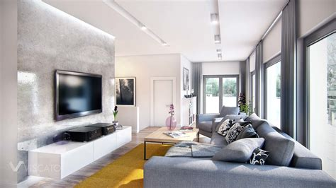 Apartment Design For by 3d Visualizations And Interior Design Of Modern Apartment