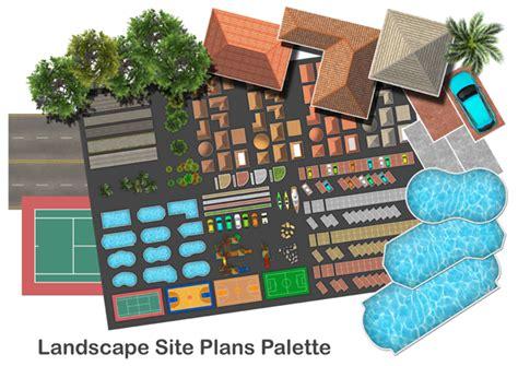 creating garden plans  hand drawing landscape symbols images super landscaping plan software