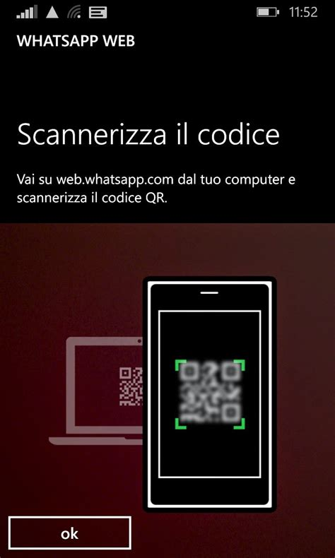 come usare whatsapp web su nokia lumia dphoneworld net