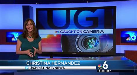 Nbc South Florida Debuts New Set, Graphics, Brand