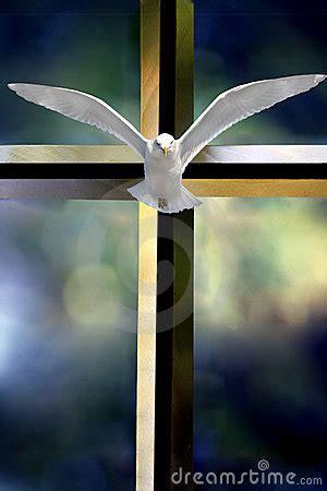 holy spirit cross royalty  stock photography image