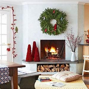 55, Dreamy, Christmas, Living, Room, D, U00e9cor, Ideas