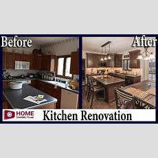 Traditional Kitchen Remodel  Before & After Makeover