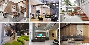 Loft In Stile Moderno  Ecco 25 Idee Di Arredamento Di Design