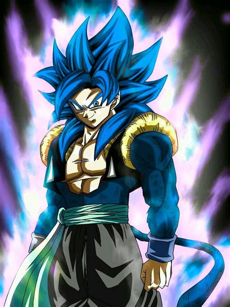 xeno gogeta ssj blue anime dragon ball super dragon